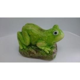 Керамична фигура за двор жаба