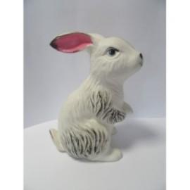 Керамична фигура за двор заек голям