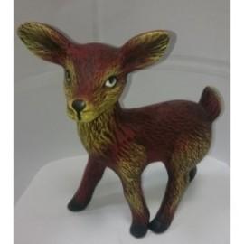 Керамична фигура за двор заек малък