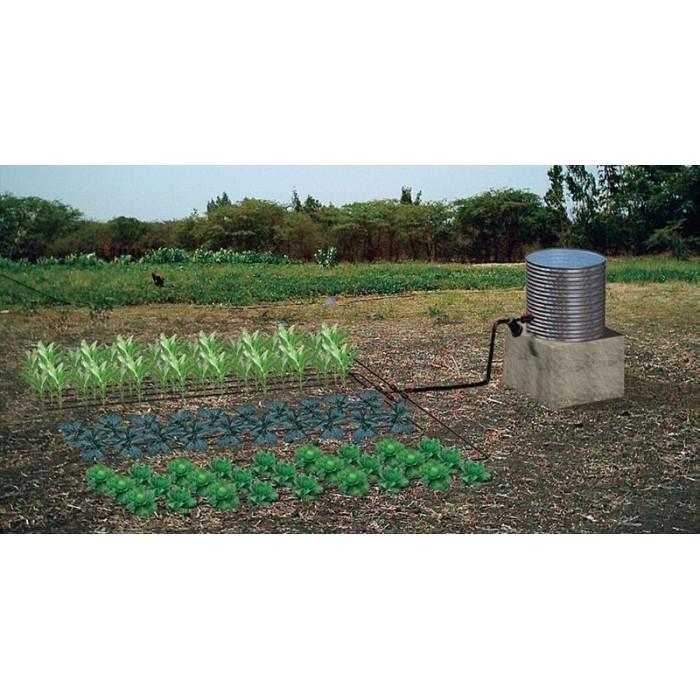 Комплект за капково напояване на 100 кв. зеленчуци