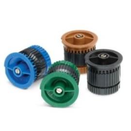 Високо ефективни дюзи HE-VAN за дефлекторни разпръсквачи