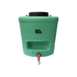 Резервоар за вода 15 л. с канелка