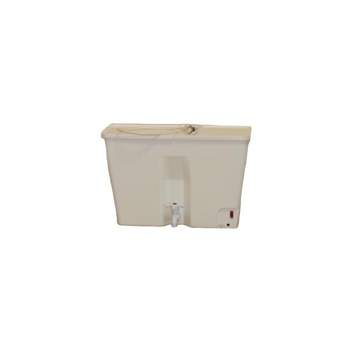 Резервоар за вода с нагревател 22 л.