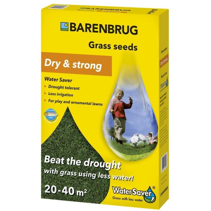 Тревна смес устойчива на суша Water Saver
