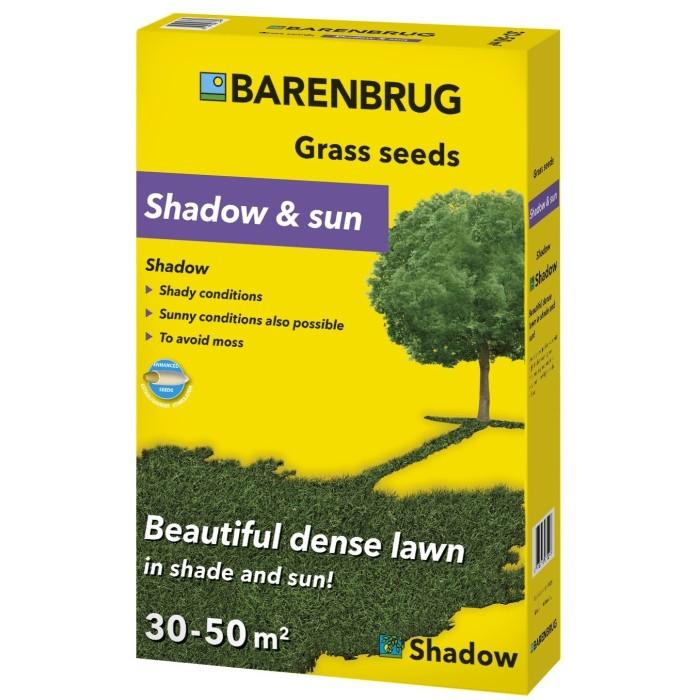 Тревна смес устойчива на слънце и сянка Shadow