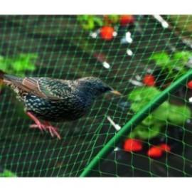 Мрежа срещу птици екструдирана