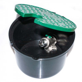 Шахта за клапани кръгла с хидрант - Rain Bird