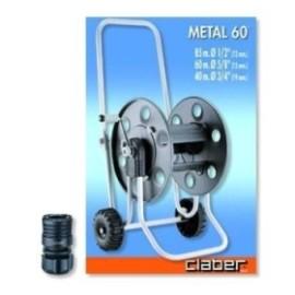 Количка за маркуч 85 м Metal 60