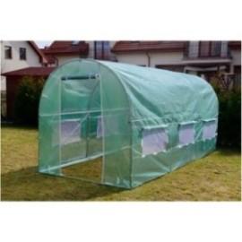 Оранжерия 10 м2 (2,5х4х2метра) зелена